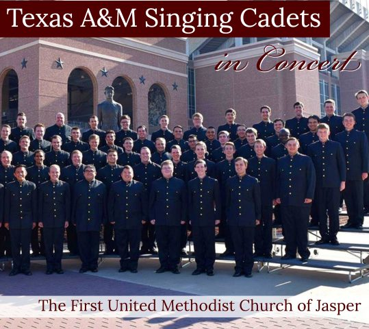 Texas A&M Singing Cadets Concert