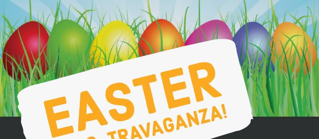2019 Easter Eggs-travaganza!