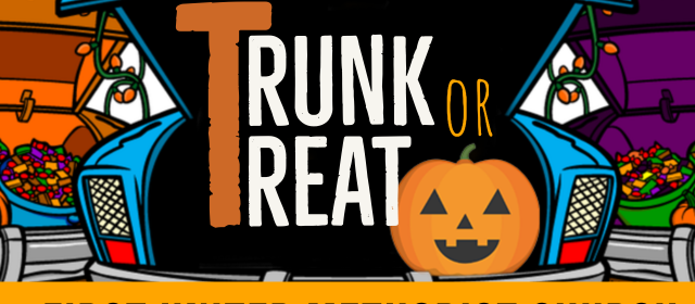 """Trunk or Treat"" is Coming!"
